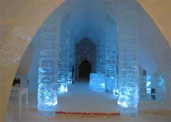 Ice Hotel, Canada