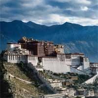 Palatul Potala, Tibet, China